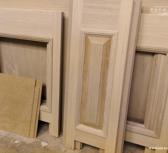 Подготовка к покраска стеновых панелей для бильярдной