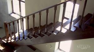 Лестница в дом. Изготовление на заказ.