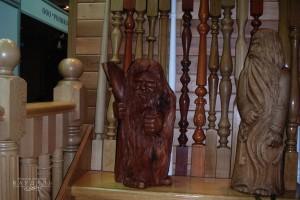 Деревянные лестницы на заказ.