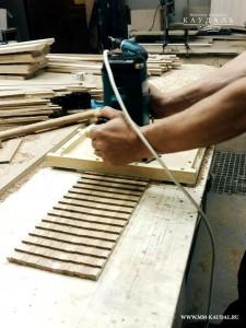 Изготовление радиаторов решетки