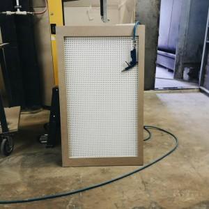 Декоративная решетка на радиатор