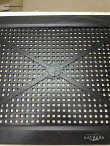 Решетка для экранов отопления из массива.