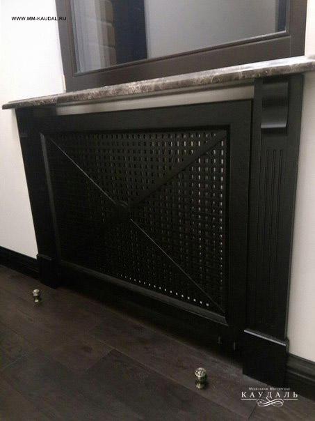 Экран для батарей отопления