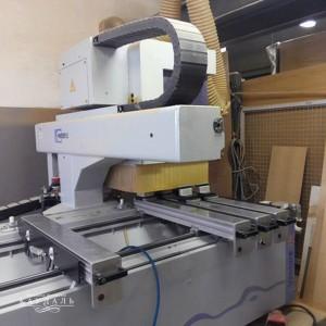 Современное оборудование в мастерской