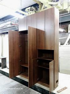 Изготовление шкафов на заказ в Москве.
