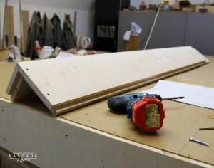 Мастерская по изготовлению мебели