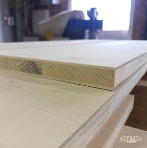 Изготовление шкафа для книг