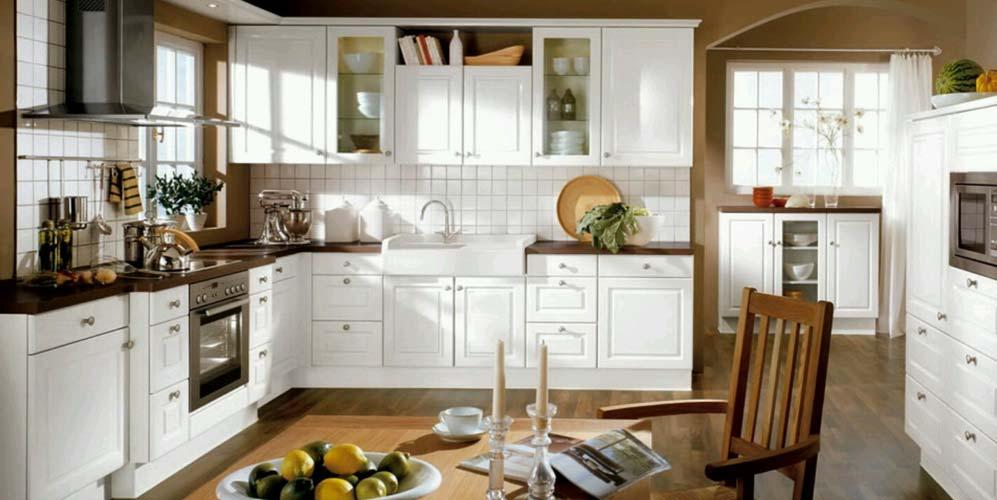 Скандинавском стиле на кухне на заказ