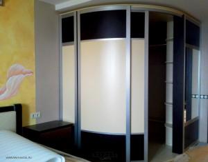 Шкаф купе - гардеробная