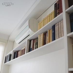 Полка под книги на заказ