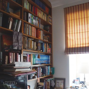Стеллажи для хранения книг в Москве