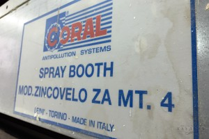 Система улавливания пыли в мастерской