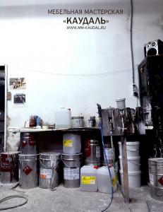 Мебельная мастерская Каудаль в Москве