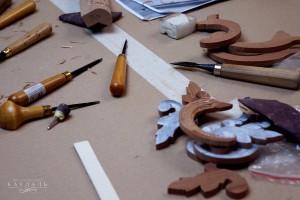 Ручное изготовление мебели в Москве