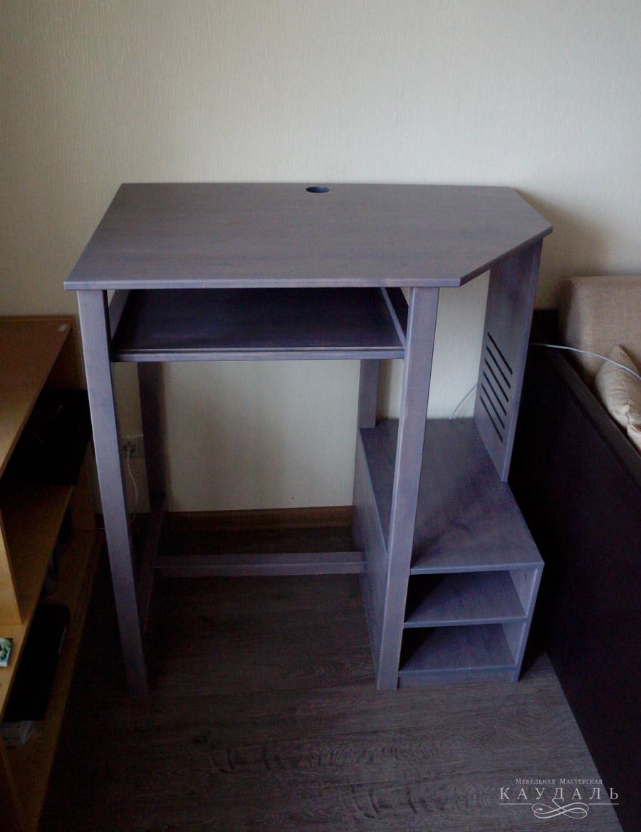 Компьютерный стол маленький на заказ