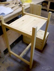 Мебельная фабрика в Москве - деревянная мебель