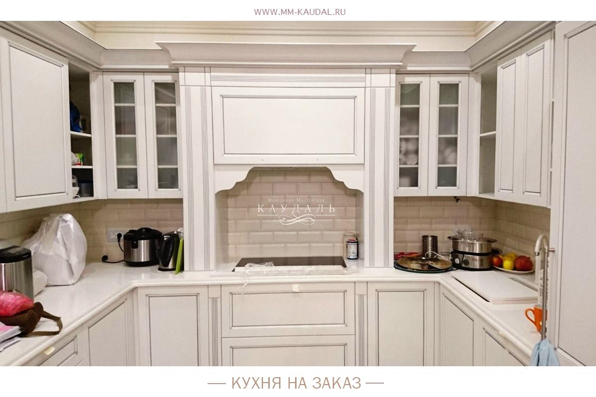 Кухня от производителя на заказ в МОскве