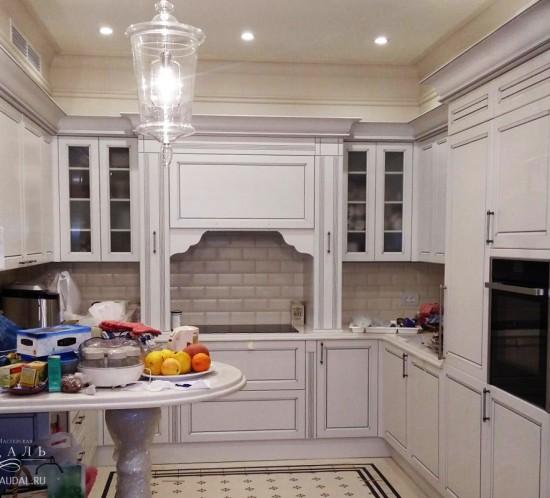 Кухня по индивидуальным размерам в Москве.