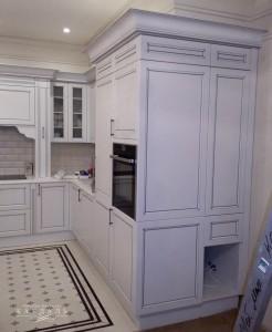 Изготовление и монтаж кухни в Москве