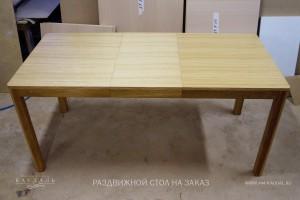 Стол раздвижной 160 мм удобный