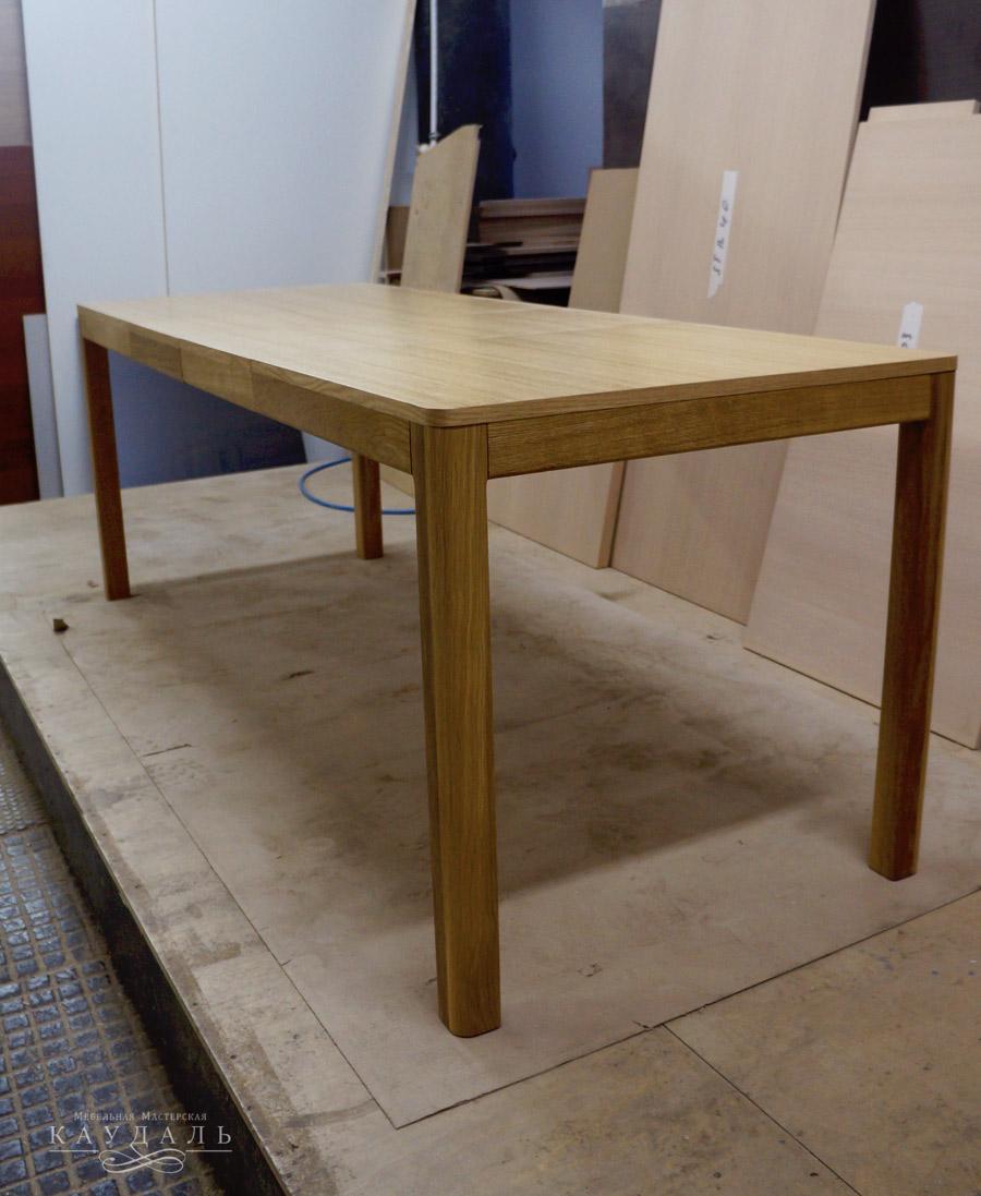 Обеденный стол раздвижной на заказ