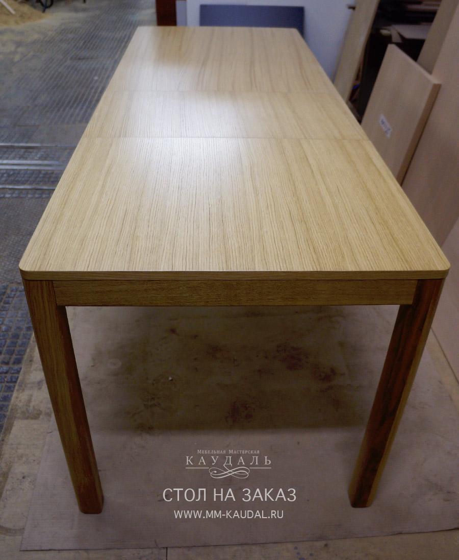 Раздвижной стол по индивидуальным размерам