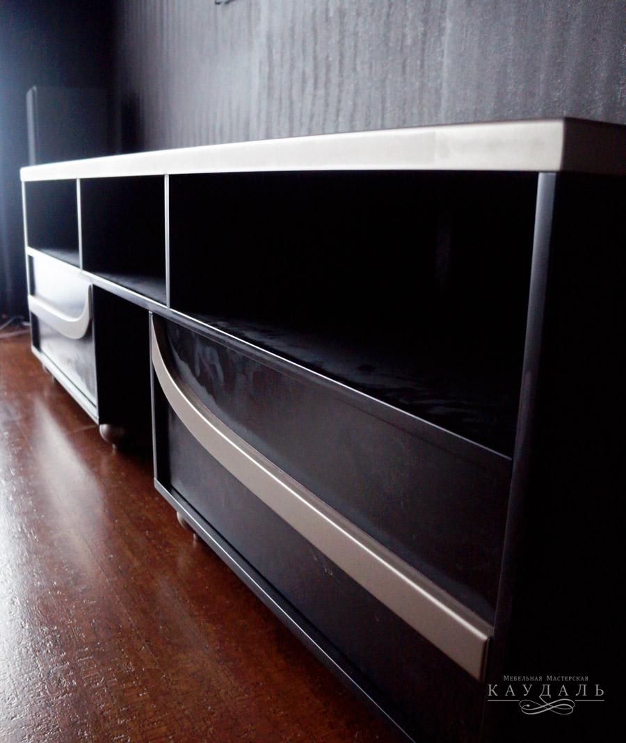 Изготовление мебели для гостиной