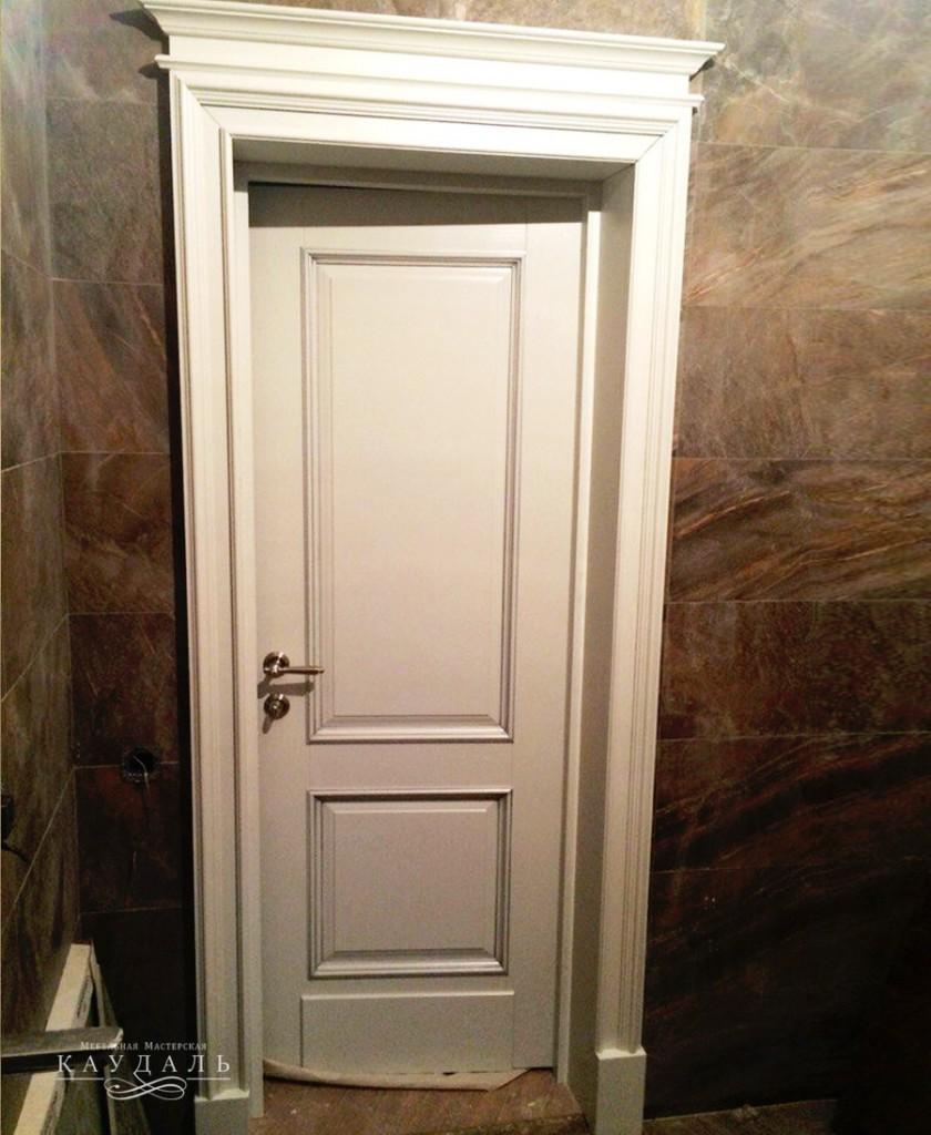 Двери межкомнатные, на кухню, в ванную и туалет на заказ