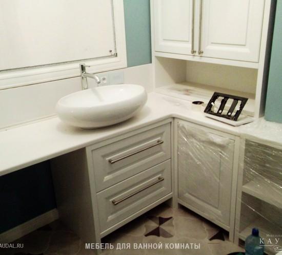 Мебель для ванной от производтели