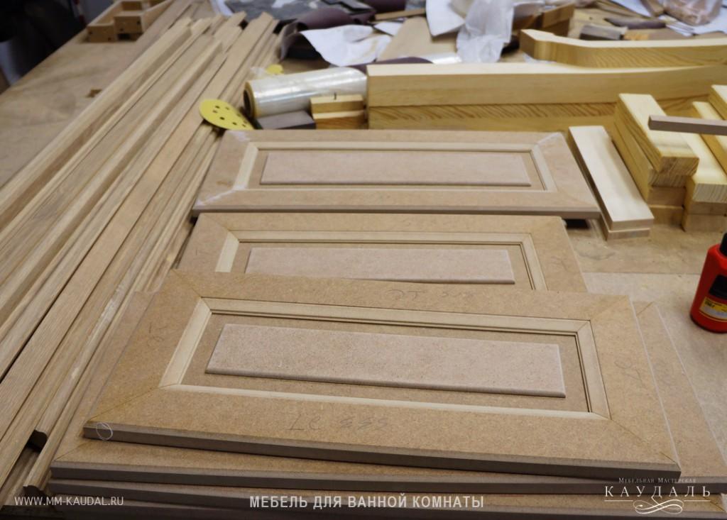 Изготовление фасадов для шкафов, кухонь, тумб и комодов