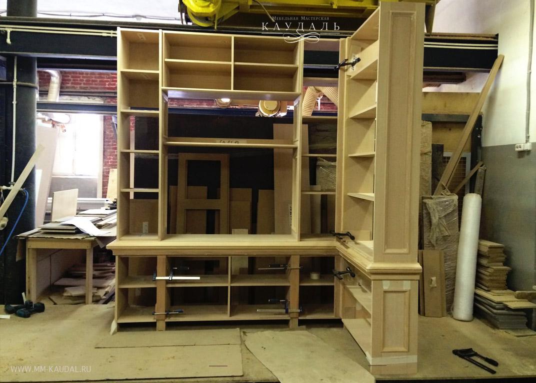 Изготовление корпусной мебели по индивидуальному заказу