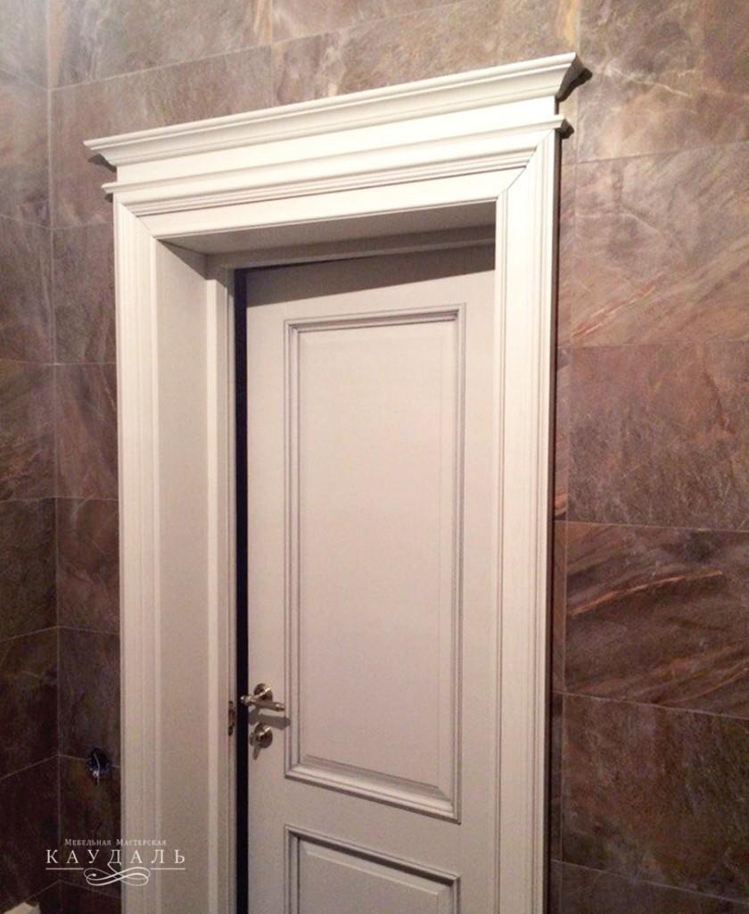 Двери межкомнатные на заказ в Москве для дома или коттеджа.