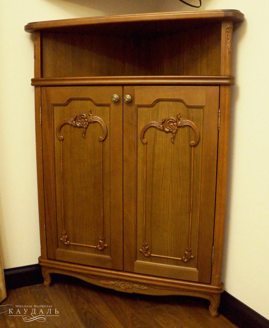 Мебель из массива бука на заказ