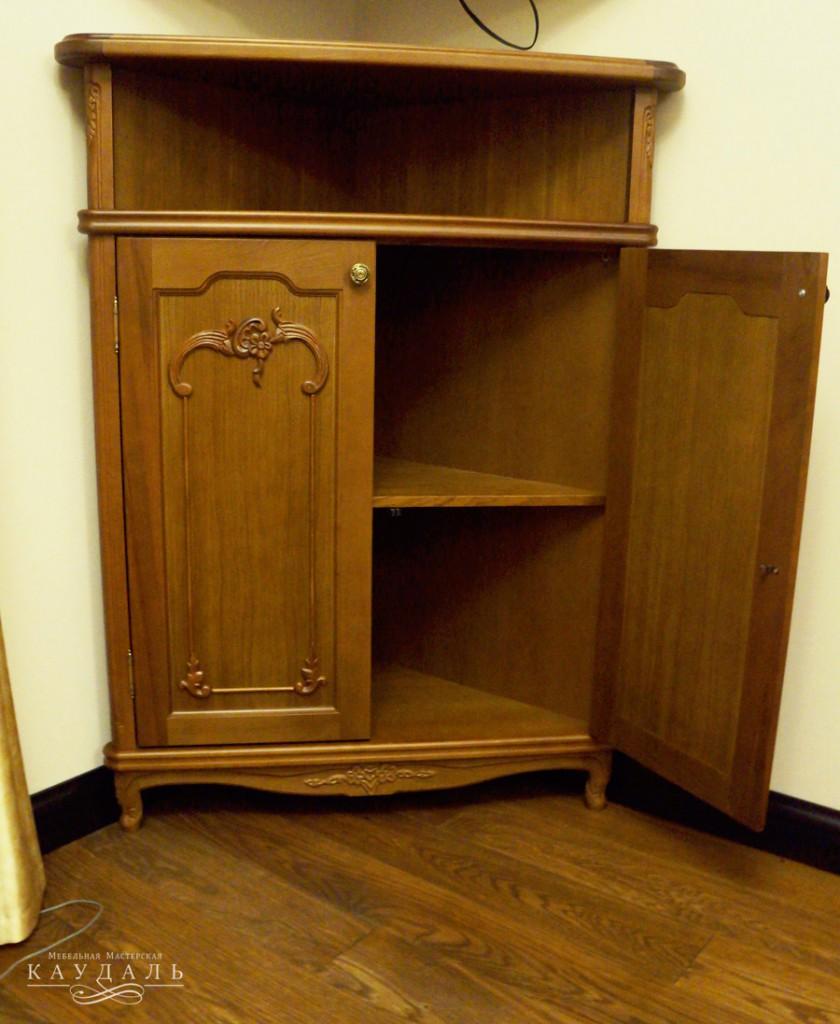 Шкаф в классическом стиле на заказ