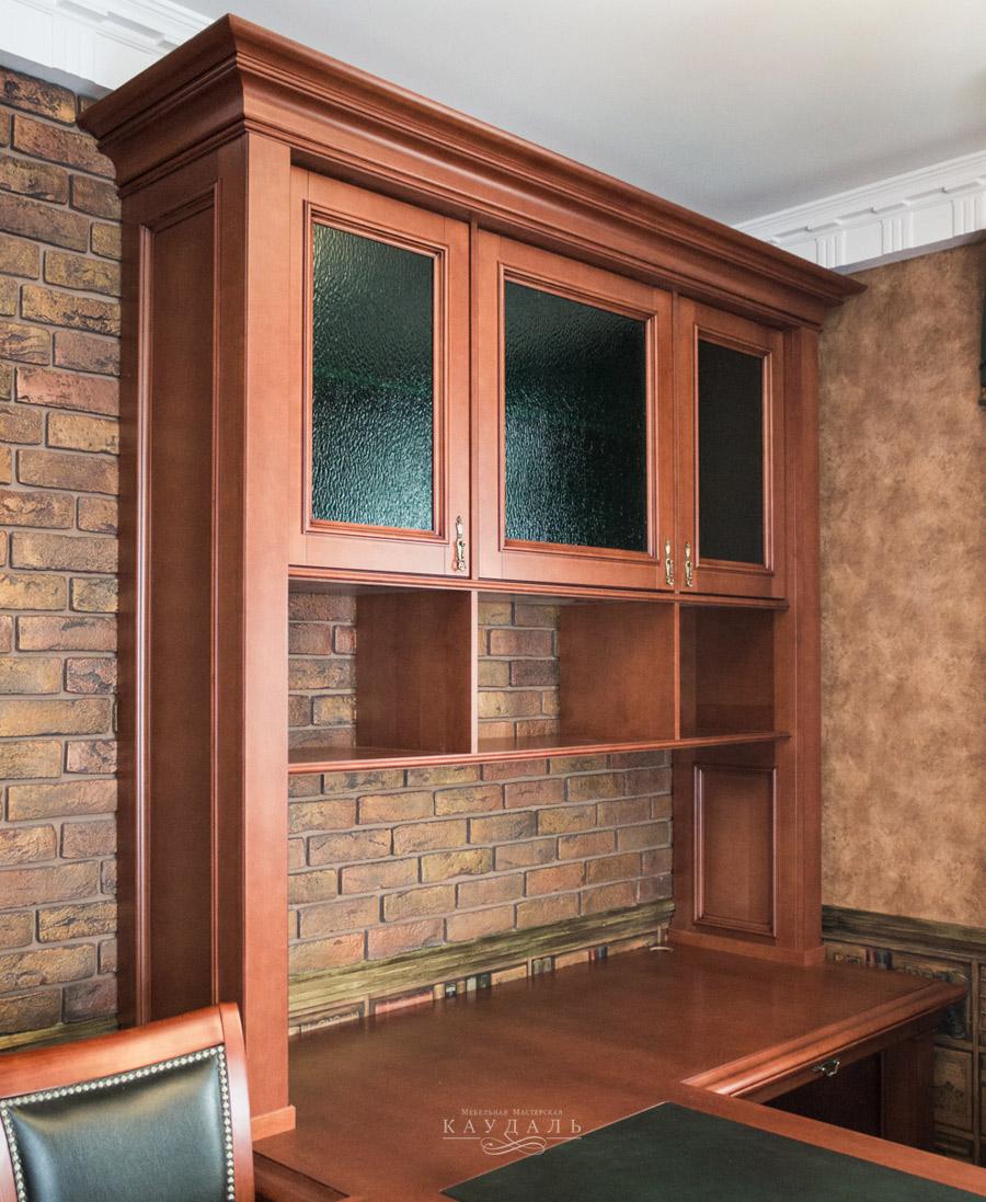 Мебель в офис для руководителя - на заказ