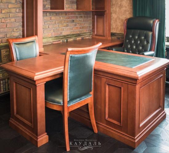 Письменный стол с брифингов на заказ