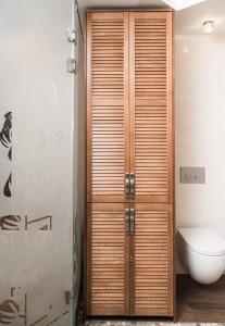 Шкаф в ванную - мебельная мастерская