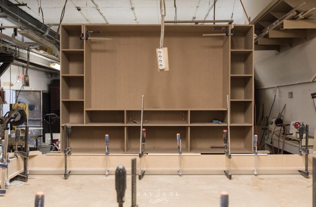 Корпусная мебель для дома на заказ