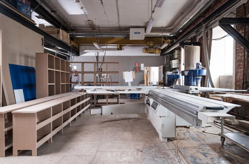 Изготовление стеллажей на заказ в Москве