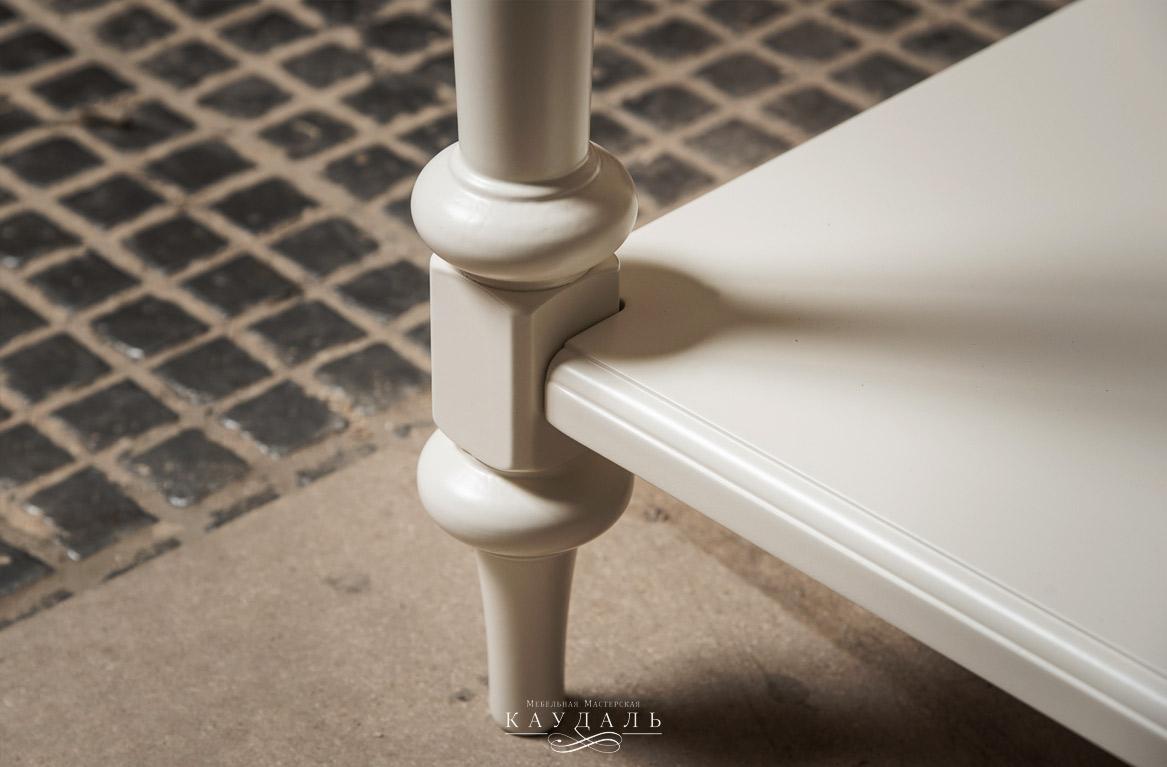 Ножки из массива бука для стола