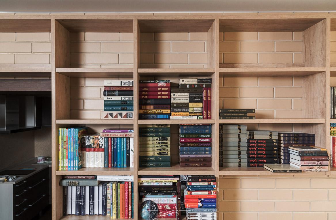 Делаем стеллажи для книг по вашим размерам