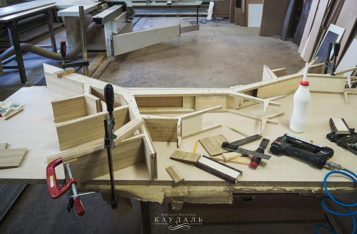 Изготовление мебели в москве - процесс мебель на заказ..