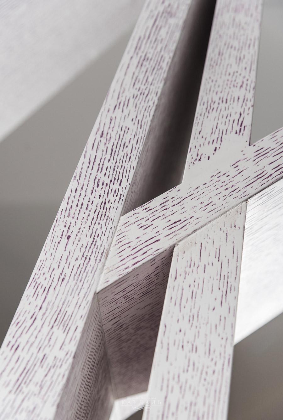 Браширование - как правильно покрасить мебель