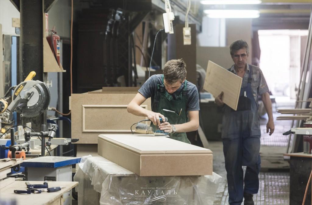 Каудаль - мебель на заказ в Москве