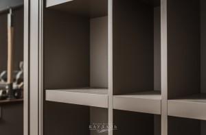 Стеллажи по индивидуальным размерам мебель на заказ..
