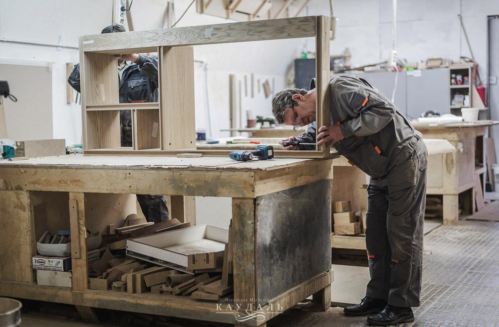 Изготовление мебели для баров, ресторанов, кафе в Москве