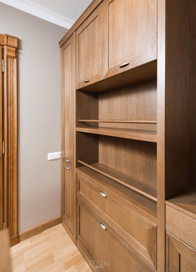 Барный шкаф на заказ по индивидуальным размерам