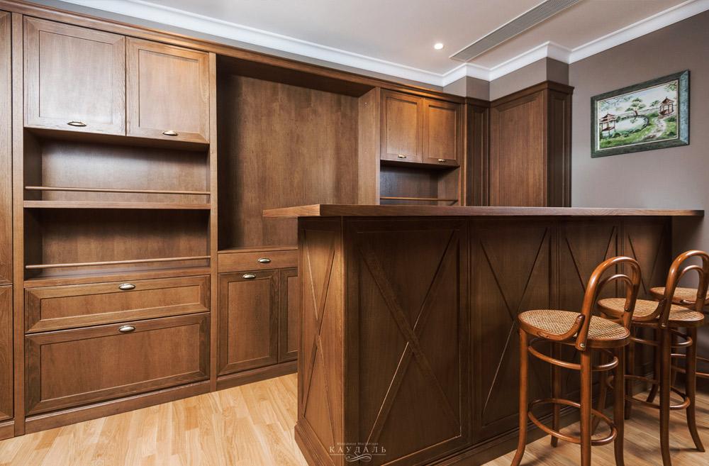Мебель для баров, пабов, кафе и ресторанов на заказ в Москве