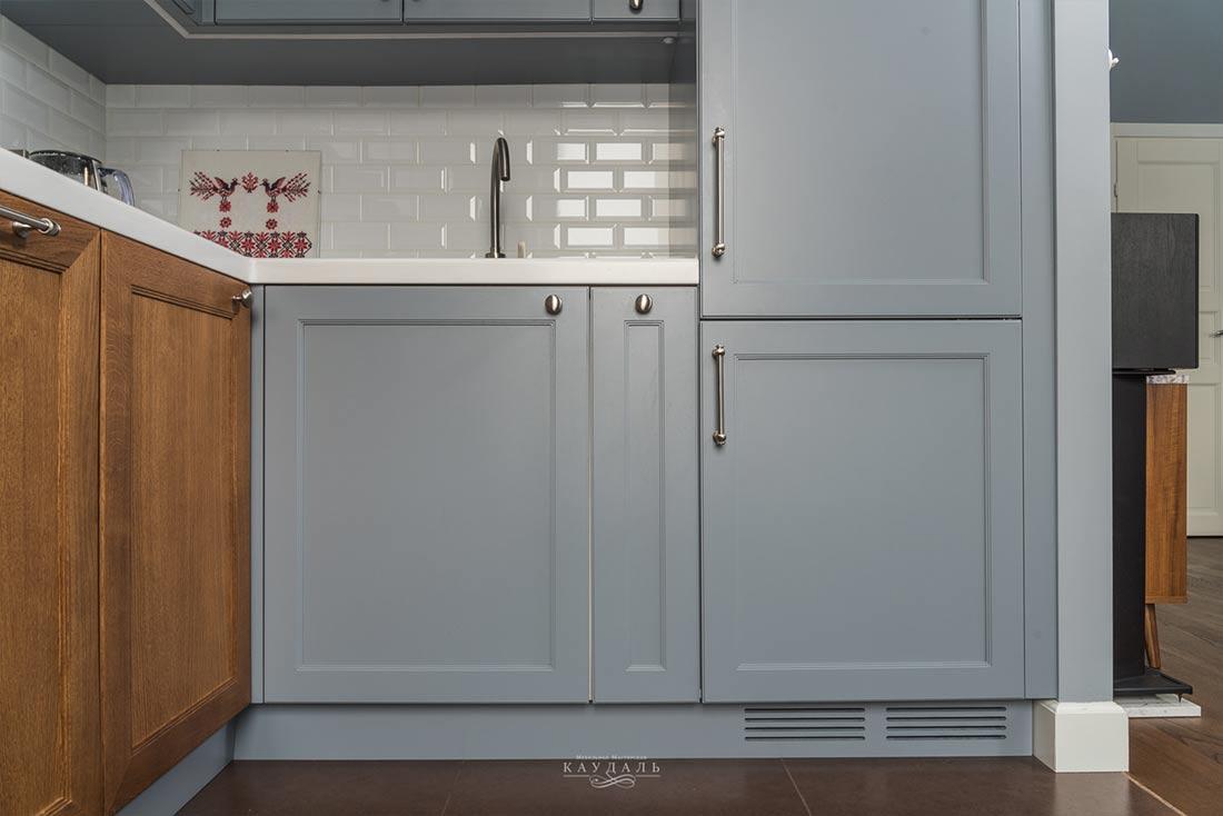 Фото современной классической кухни