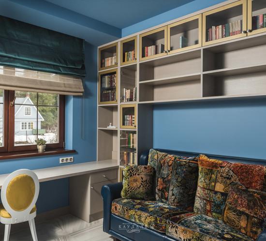 Сделаем мебель на заказ для кабинета